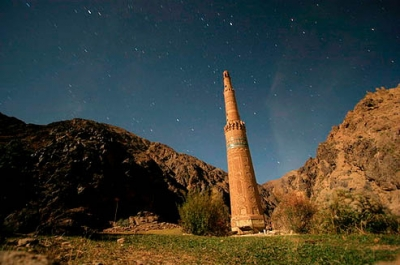 <b style='background-color:Yellow'>Afghanistan</b>: Di san van hoa Thap Minaret co nguy co sup do