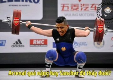 Anh che: Alexis Sanchez 'ganh' Arsenal that bai