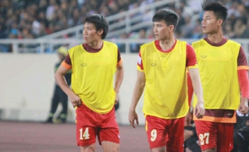 <b style='background-color:Yellow'>AFF Cup 2014</b>: Lan cuoi cho Tan Tai va Cong Vinh