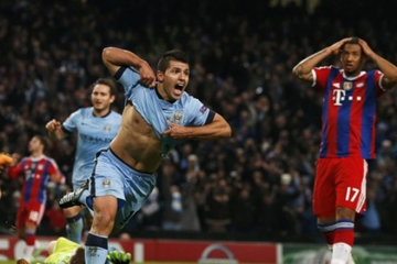 Clip luot tran thu 5 vong bang Cup <b style='background-color:Yellow'>C1</b> - Manchester City vs Bayern Munich