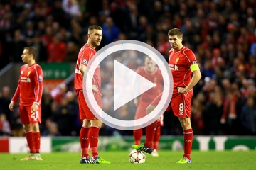 Clip luot tran thu 6 vong bang Cup <b style='background-color:Yellow'>C1</b> -  Liverpool vs FC Basel