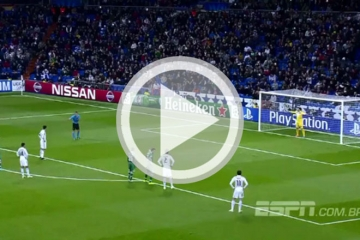 Clip luot tran thu 6 vong bang Cup <b style='background-color:Yellow'>C1</b> -  Real Madrid vs PFC Ludogorets