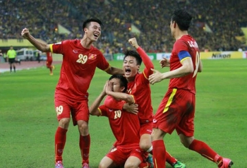 19h00 ngay 11/12, DT Viet Nam vs <b style='background-color:Yellow'>DT Malaysia</b>: Ruc sang My Dinh