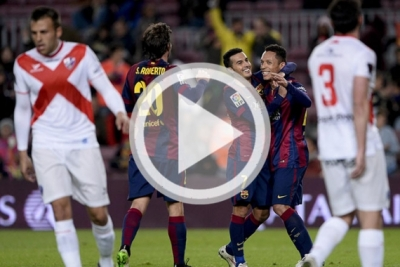 <b style='background-color:Yellow'>Luot ve vong 1/16</b> Cup nha Vua TBN - Barcelona vs Huesca
