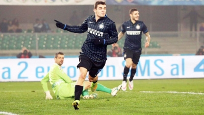 Inter Milan: Song bang hoi tho <b style='background-color:Yellow'>Kovacic</b>!