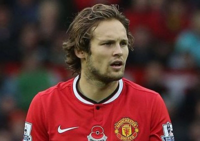 Man United don tin vui tu <b style='background-color:Yellow'>Daley Blind</b>