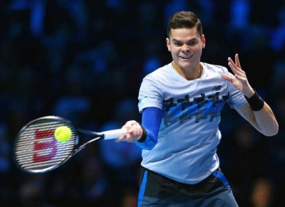 <b style='background-color:Yellow'>Milos Raonic</b>: Nam VDV Canada xuat sac nhat 2014