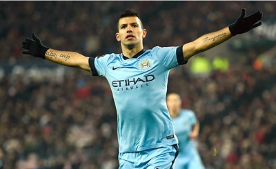 <b style='background-color:Yellow'>Sergio Aguero</b> tro lai, Man City san sang 'chien' voi Arsenal, dua cung Chelsea