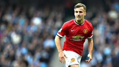 <b style='background-color:Yellow'>Luke Shaw</b>: 'Den Old Trafford moi biet Man United lon khung khiep'