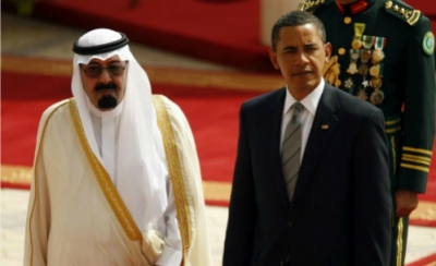 Obama cat ngan chuyen tham An Do de den <b style='background-color:Yellow'>Arab Saudi</b>