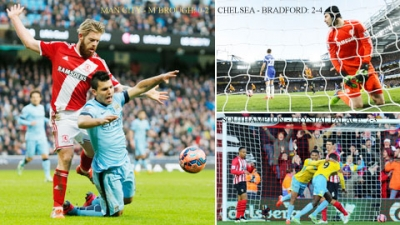 <b style='background-color:Yellow'>FA Cup</b>: Gia tri cua nhung cu soc!