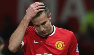 <b style='background-color:Yellow'>Van Persie</b> lo lang ve tuong lai tai Man United