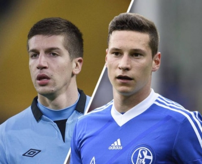 "Man City dung chieu doc ""cuop"" <b style='background-color:Yellow'>Julian Draxler</b> truoc mui Arsenal"