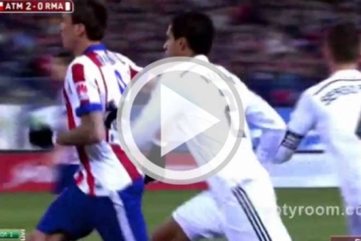 Clip Cup nha Vua <b style='background-color:Yellow'>TBN</b> - Aletico Madrid vs Real Madrid