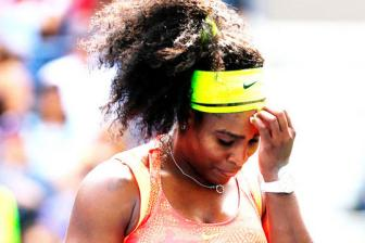 <b style='background-color:Yellow'>Serena Williams</b> gap van de ve dong luc