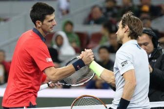 Video ban ket <b style='background-color:Yellow'>China Open 2015</b> - Novak Djokovic vs David Ferrer