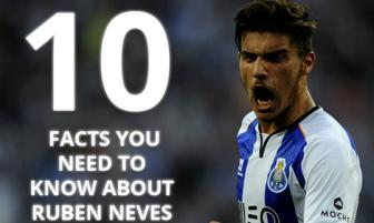 10 dieu can biet ve tai nang <b style='background-color:Yellow'>tuoi teen</b> Ruben Neves ma Chelsea, Liverpool san don