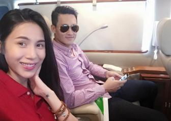 "Cong Vinh, Thuy Tien tiet lo ngoi nho <b style='background-color:Yellow'>xe sang</b> nhung ung la ""quyet"""