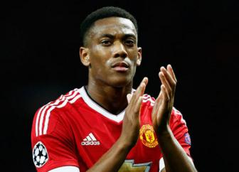 <b style='background-color:Yellow'>Anthony Martial</b> xuat sac nhat thang 9 Premier League