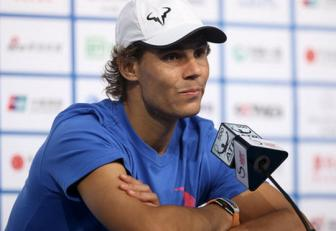 <b style='background-color:Yellow'>China Open 2015</b> - Nadal: Hen o Chung ket nhe Nole