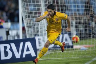 <b style='background-color:Yellow'>Luis Suarez</b>: Cau thu quan trong nhat