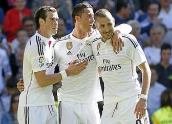 Real Madrid: <b style='background-color:Yellow'>Sieu kinh dien</b> trong cay vao BBC
