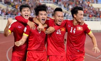 DT Viet Nam chinh thuc vao vong loai thu 3 <b style='background-color:Yellow'>Asian Cup 2019</b>