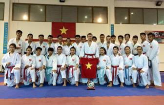 <b style='background-color:Yellow'>Karatedo Viet Nam</b> gianh 1 HCB, 1 HCD o giai vo dich tre the gioi 2015