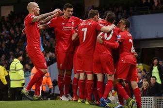 <b style='background-color:Yellow'>Manchester City</b> 1-4 Liverpool: Chien thang thuyet phuc!