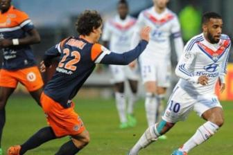 <b style='background-color:Yellow'>Lyon</b> vs Montpellier, 02h30 ngay 28/11: Giu vung vi tri