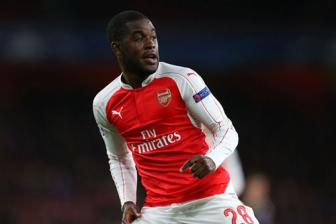 <b style='background-color:Yellow'>HLV Wenger</b> vi Joel Campbell nhu 'chien binh' tren san co