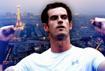 Andy Murray den Paris Masters 2015 ma chang vui gi?