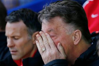 Louis van Gaal: Het 'Mike Smalling' den 'Anthony Valencia'