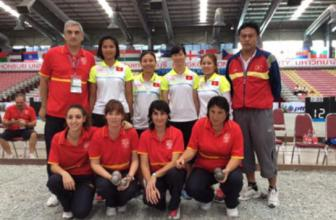 Viet Nam gianh HCD giai <b style='background-color:Yellow'>bi sat</b> vo dich nu the gioi 2015