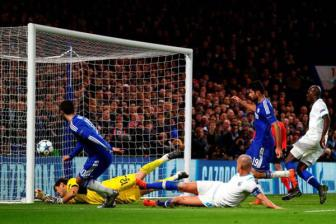 Video luot cuoi vong bang Champions League: Chelsea 2-0 <b style='background-color:Yellow'>FC Porto</b>