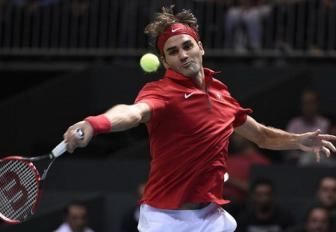 <b style='background-color:Yellow'>Roger Federer</b> - Oc chang mang noi minh oc…