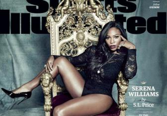 <b style='background-color:Yellow'>Serena Williams</b> - Nhan vat the thao cua nam