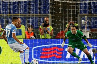 Video vong 1/8 cup Quoc gia Y: Lazio 2-1 Udinese