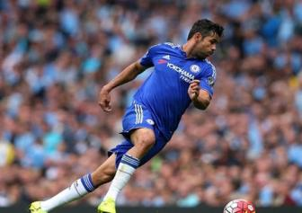 <b style='background-color:Yellow'>Diego Costa</b> vang mat trong tran lam khach den Old Trafford