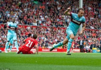 Ha MU tai <b style='background-color:Yellow'>Old Trafford</b>, West Ham se di vao lich su Ngoai hang Anh