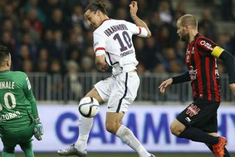 Video vong 17 Ligue 1: <b style='background-color:Yellow'>Nice</b> 0-3 Paris Saint-Germain