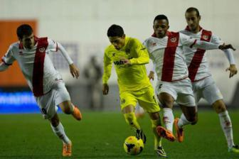 <b style='background-color:Yellow'>Villarreal</b> vs Rayo Vallecano, 22h00 ngay 06/12: Con moi ua thich