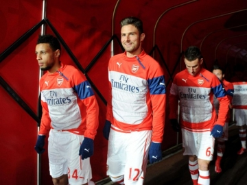 <b style='background-color:Yellow'>Olivier Giroud</b> suyt gia nhap Middlesbrough
