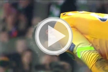 Clip vong 1/16 Europa League - <b style='background-color:Yellow'>Celtic</b> vs Inter Milan