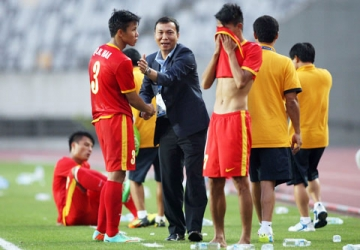 Pho chu tich VFF <b style='background-color:Yellow'>Tran Quoc Tuan</b> duoc tien cu vao Ban chap hanh AFC