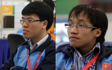 <b style='background-color:Yellow'>Co vua</b> Viet Nam quyet gianh tron 3 tam ve du World Cup
