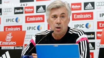 HLV <b style='background-color:Yellow'>Carlo Ancelotti</b> co the chia tay Real Madrid