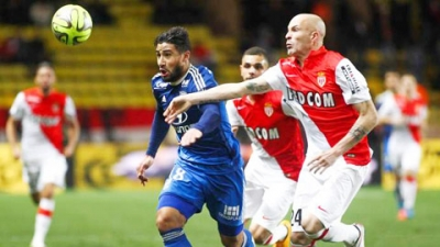Vong 23 <b style='background-color:Yellow'>Ligue 1</b>: Lyon ro nguy co mat ngoi dau