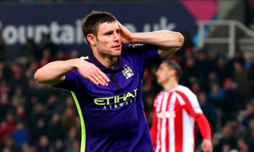 <b style='background-color:Yellow'>James Milner</b> co gia o Serie A