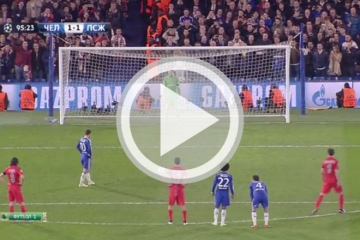 Clip luot ve vong 1/8 Champions League - Chelsea vs Paris Saint-Germain